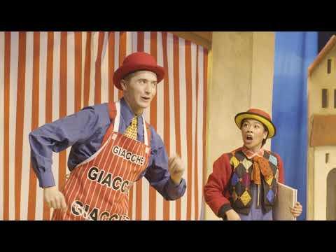Alberta Opera 2018/2019 Show: Pinocchio