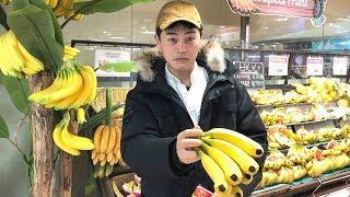 ¡En Corea no existe Banana ! Es la fruta para los ricos