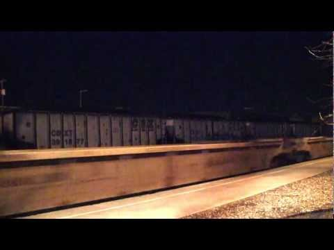 CSX Intermodal Huntington, WV [HD]
