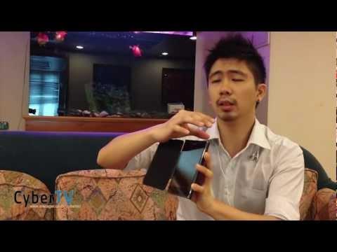 LG Optimus Vu สมาร์ทโฟน 5 นิ้ว จอ 4:3