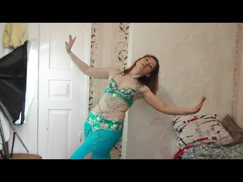 Belly Dancing With Rhytmn Maksum | Танец живота под ритм максум дома