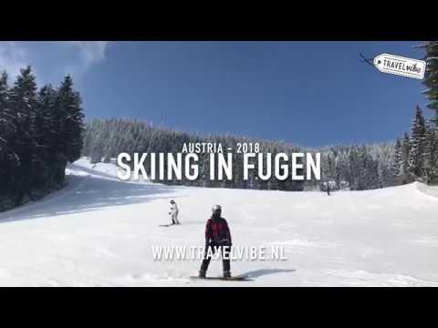 Skiing In Fügen, Tirol Austria 2018 - Travelvibe