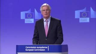 Michel Barnier Outlines the European Union