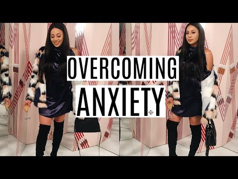 Overcoming My Social Anxiety