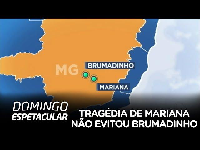 Entenda por que o desastre de Mariana (MG) não evitou tragédia em Brumadinho