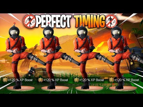 Fortnite - Perfect Timing Moments #73 (Season 8 Dances, Emotes)