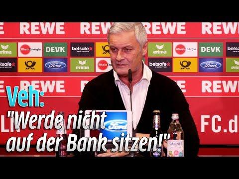 1. FC Köln: Sportdirektor Armin Veh zur Trainersuche für Nachfolger von Peter Stöger