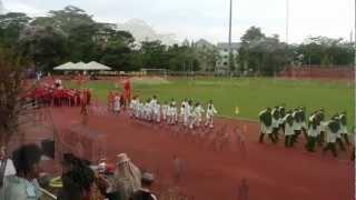 Temasya Sukan Sekolah Rendah Islam Al Amin, Gombak 2012