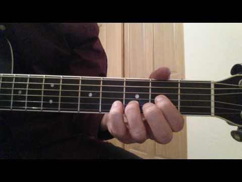 Austin - Blake Shelton - Guitar Lesson