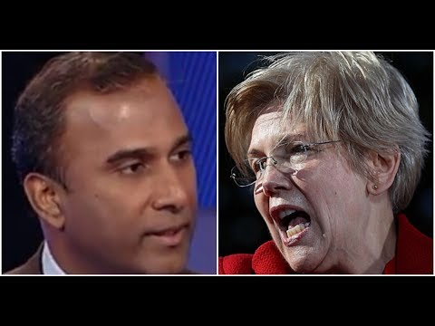 Elizabeth Warren Challenger Shiva Ayyadurai: 'It Takes a REAL Indian to Defeat a FAKE One' thumbnail