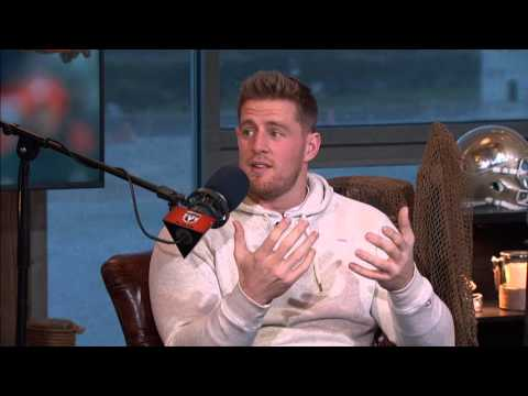 J.J. Watt In-Studio on The Dan Patrick Show (Full Interview) 2/4/16