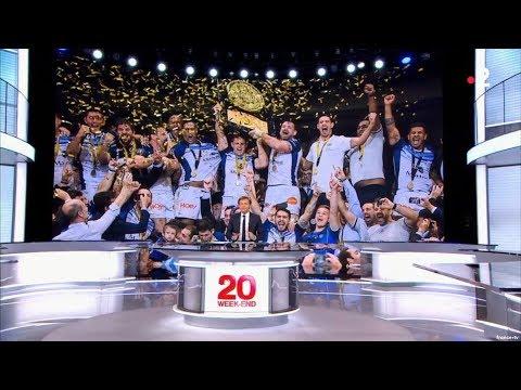 Victoire Finale Castres Olympique 2018 - Editions JT
