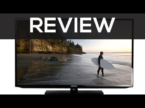"""Samsung LED 32""""inch Series 5 EH5000 Unboxing and Review"""