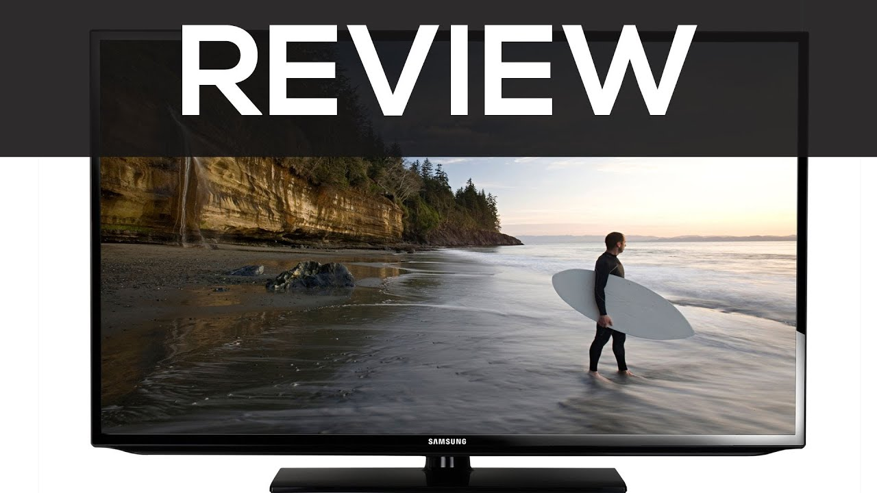 Samsung Led 32 Inch Series 5 Eh5000 Unboxing And Review Youtube