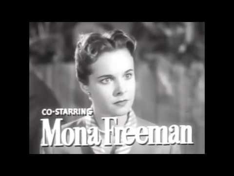 Angel Face 1952 Trailer SD, 854x480