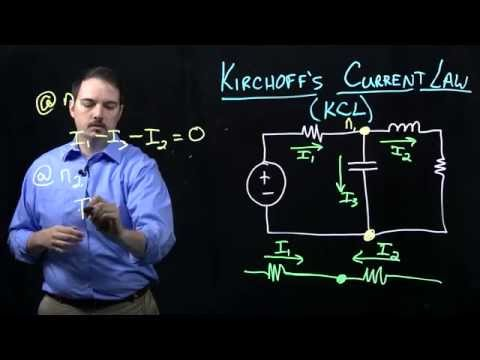 Circuits I: Kirchoff's Current Law (KCL)