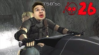 Resident Evil 4 Прохождение Часть 26 Финал