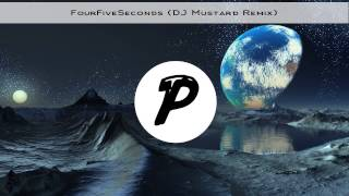 Fourfiveseconds Rihanna Dj Mustard Remix