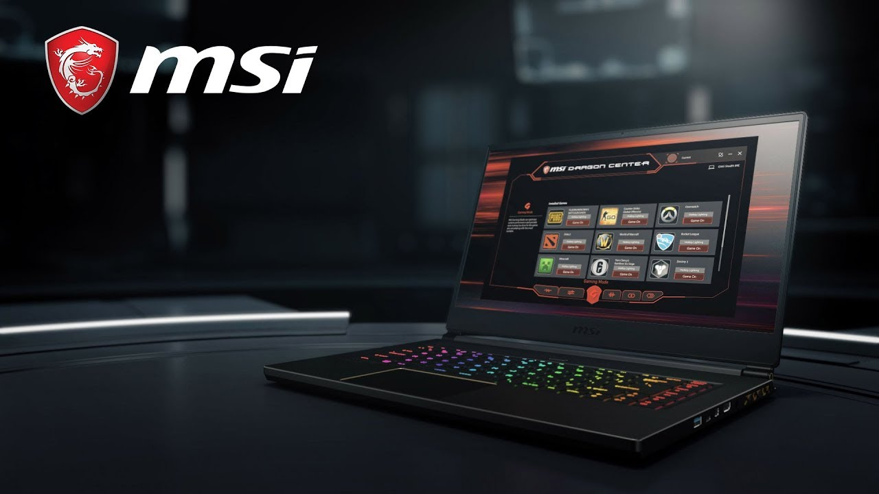 Exclusive Gaming Mode – Game Fancier & Easier | MSI