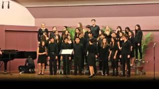 r e mountain secondary senior concert choir