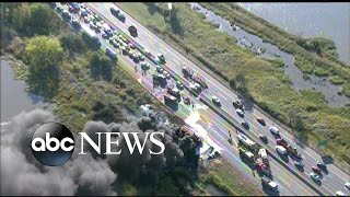 Did Debris on the NJ Turnpike Cause the Deadly Tanker Explosion?