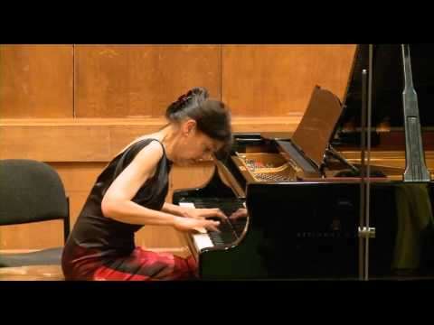 Klavierabend Heidrun Holtmann im Jerusalem Music Center_Part1