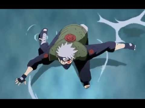 sasuke vs kakashi/amv/my demons