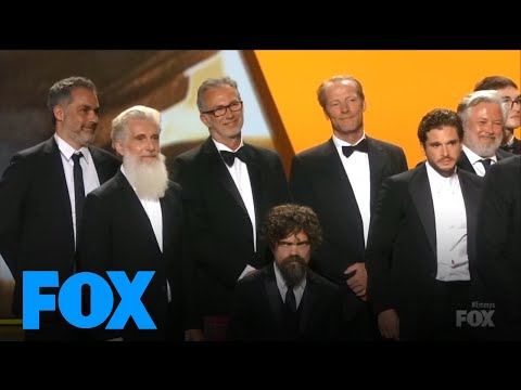 Game Of Thrones Wins Best Drama Series | EMMYS LIVE! 2019
