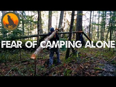 The Fear of Camping Alone: Wild Animals & Solo Camping, BushTalk#3