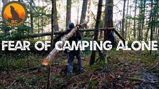 The Fear of Camṗing Alone: Wild Animals & Solo Camping, BushTalk#3
