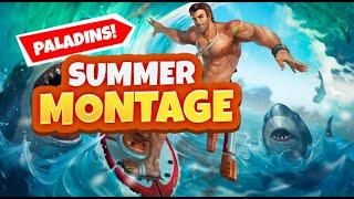 Ragnarok - summer paladins montage