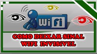 Como deixar sinal WI-FI Invisível TP-LINK - Wireless Wifi