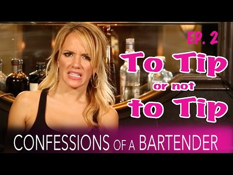 Ep 2. Confessions of a Bartender  To Tip or Not to Tip