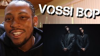 "** STRAIGHT FIRE ** STORMZY - VOSSI BOP ""Reaction"""