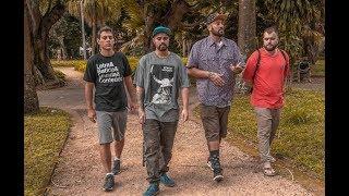Gigante No Mic -A Loucura dos Sábios- Part. Fabio Brazza; Kivitz; Buneco; DjGio Marx -Prod. Scooby
