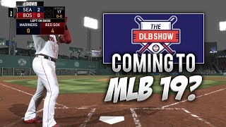 Is the DLB returning for MLB The Show 19 Franchise?