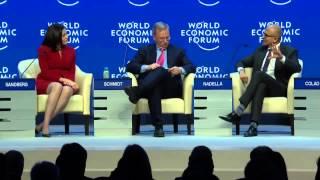 World Economic Forum, January 2015 - Davos