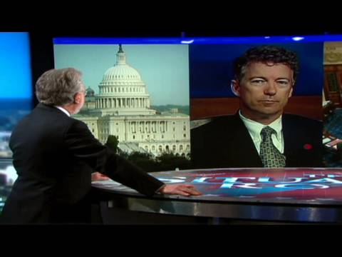 Rand Paul defends his views on race