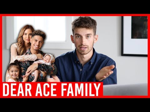 Dear 'The Ace Family'