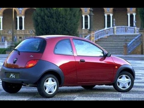 Ford Ka 1 3 Confort 1997 Test Auto Al Dia Youtube