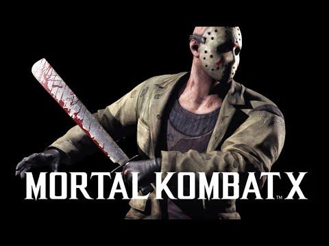 Вспоминаем Mortal Kombat X и Джейсона - Терминатора
