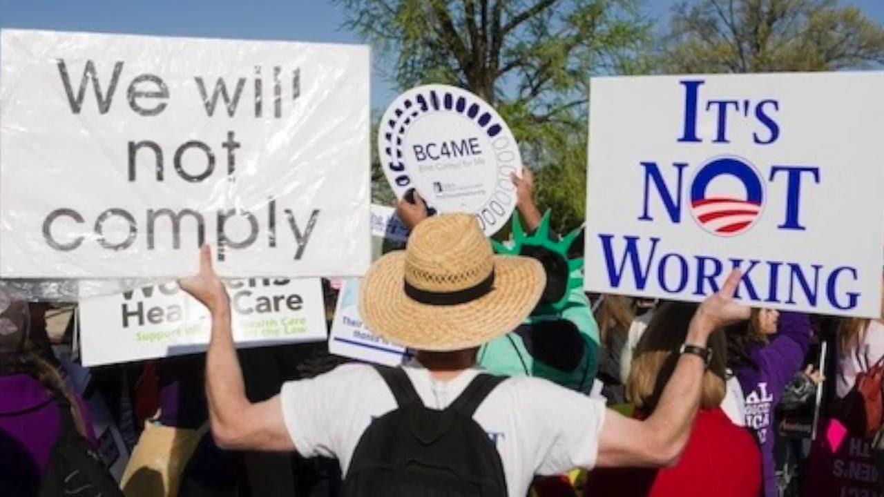 Even after obamacare, america's healthcare system still sucks