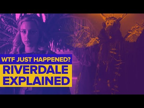 Riverdale Season 3 Midseason Finale EXPLAINED L Who Is The Gargoyle King?