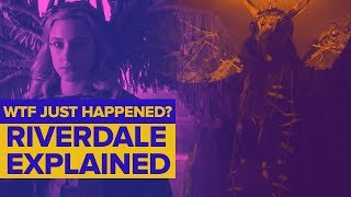 Riverdale Season 3 Midseason Finale EXPLAINED l Who Is the Gargoyle King?