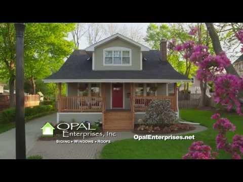 Glen Ellyn Homeowner Story. James Hardie, Andersen Windows Transformation!