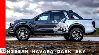 Nissan Navara Dark Sky Concept Telescope Module