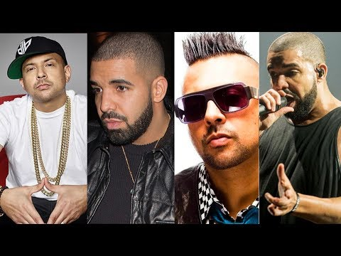 Drake Called Out By Sean Paul for NOT RESPECTING Dancehall Music Artists in Interview