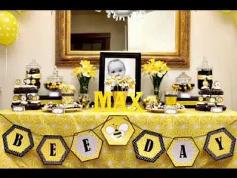 Simple Bumble Bee Decor Ideas