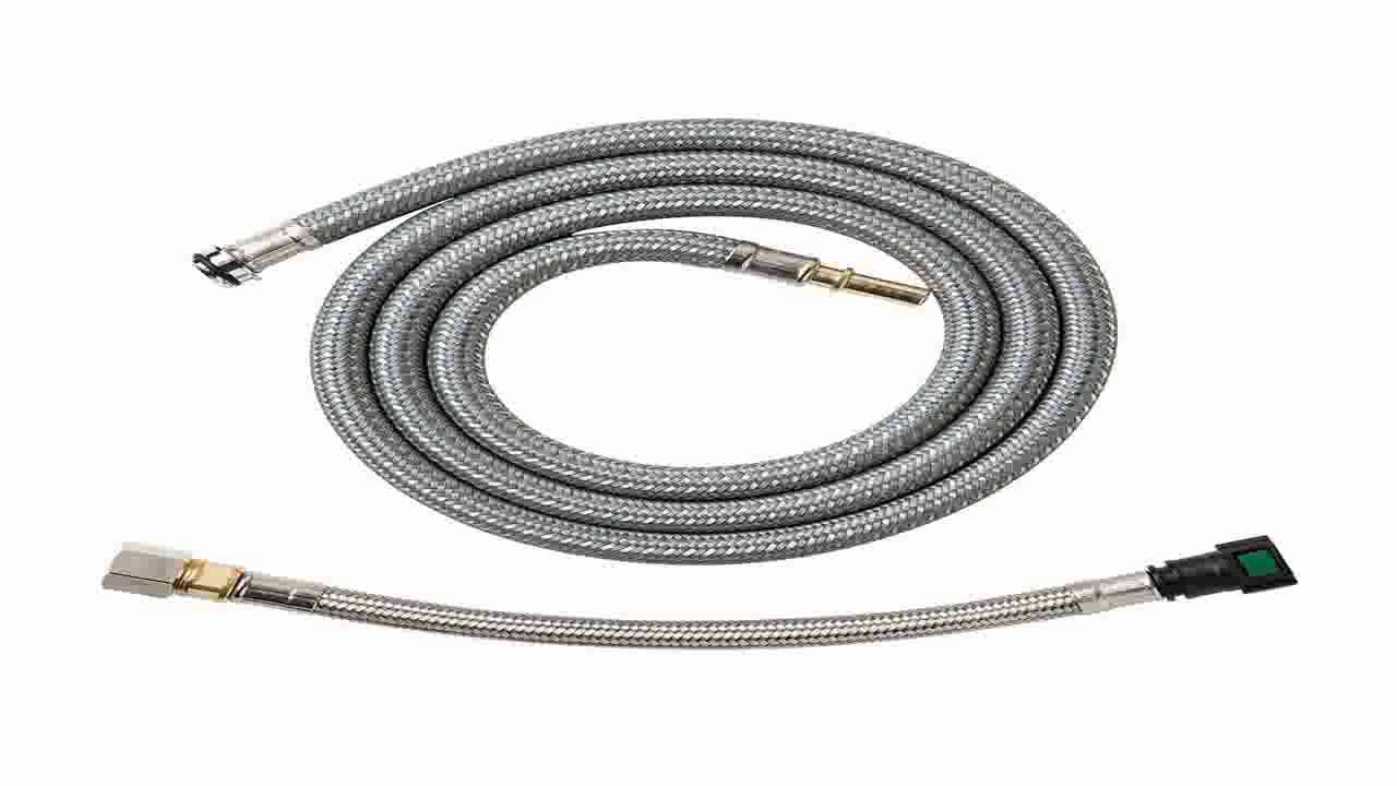 Grohe 46 174 000 Hose For K4 And Ladylux Cafe Faucets 59 Inch Chrome