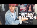Pitbull & J Balvin - Hey Ma ft Camila Cabello (Spanish Version) Reaction
